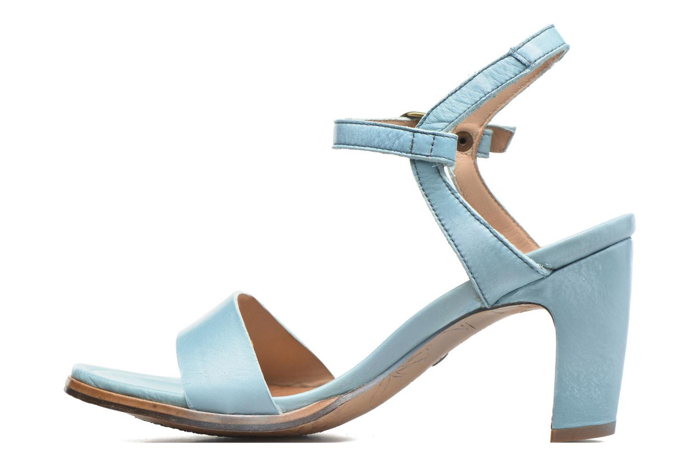 Sandales et nu-pieds Neosens Altesse S466 Bleu vue face