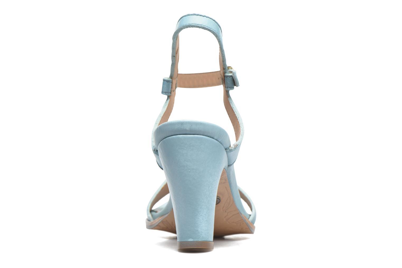 Sandales et nu-pieds Neosens Altesse S466 Bleu vue droite
