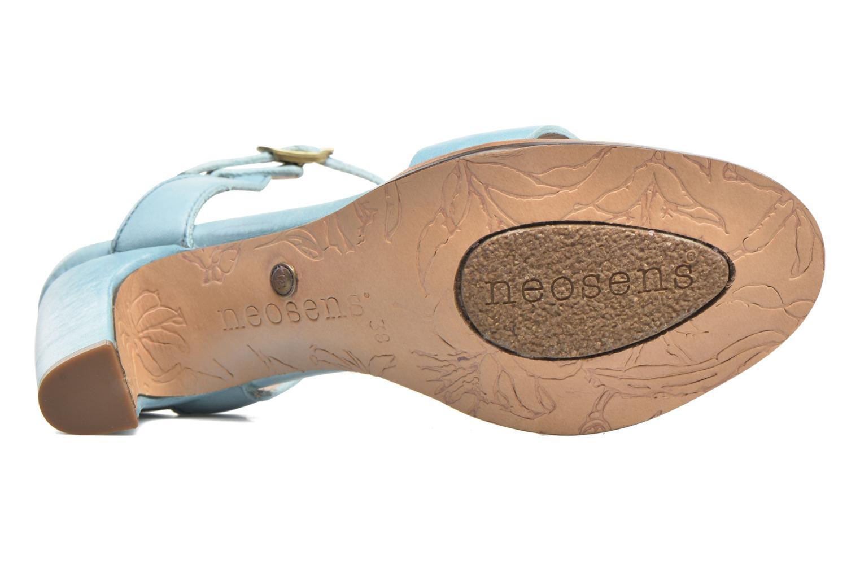 Sandales et nu-pieds Neosens Altesse S466 Bleu vue haut