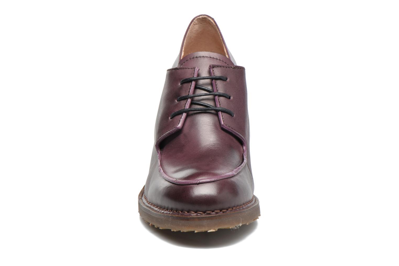 Lace-up shoes Neosens Verdil S516 Purple model view