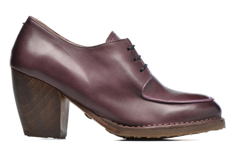 Lace-up shoes Neosens Verdil S516 Purple back view