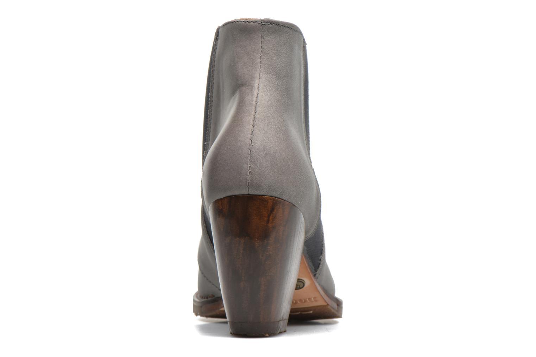 Bottines et boots Neosens Verdil S517 Gris vue droite