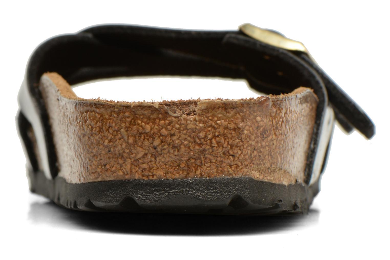 Sandales et nu-pieds Birkenstock Yao Balance Noir vue droite