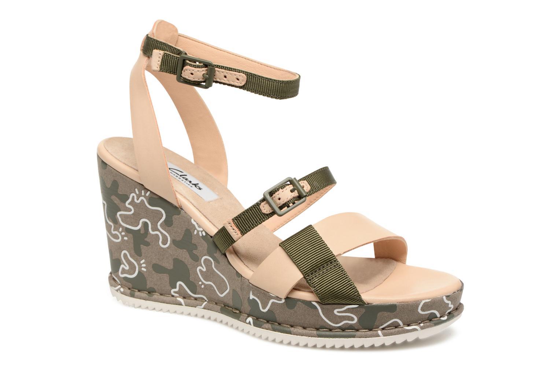 Zapatos promocionales Clarks Adesha Art (Verde) - Sandalias   Casual salvaje