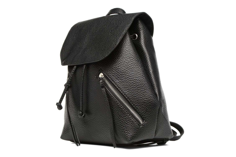 Rucksäcke Pieces Billie Backpack schwarz schuhe getragen