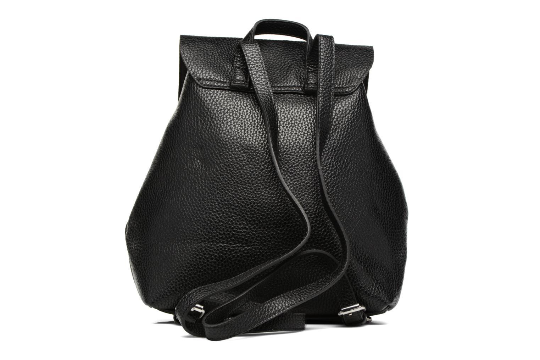 Rucksäcke Pieces Billie Backpack schwarz ansicht von vorne
