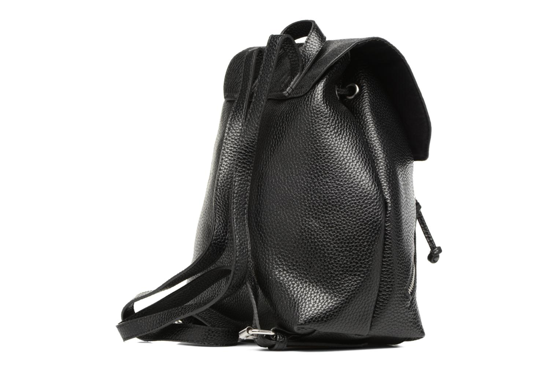Rucksäcke Pieces Billie Backpack schwarz ansicht von rechts