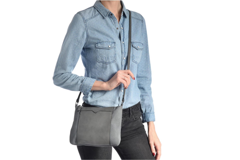Sacs pochettes Pieces Ladada Cross Body Bag Bleu vue haut