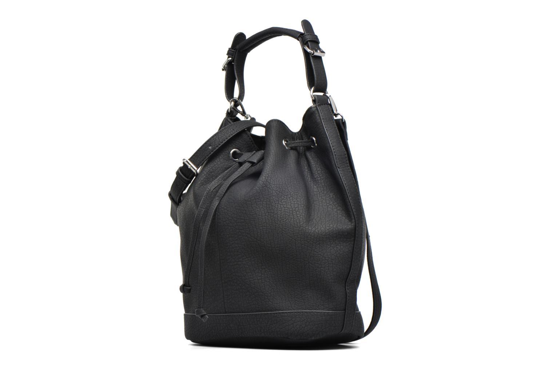 Sacs à main Pieces Loka Tighten Bag Noir vue portées chaussures