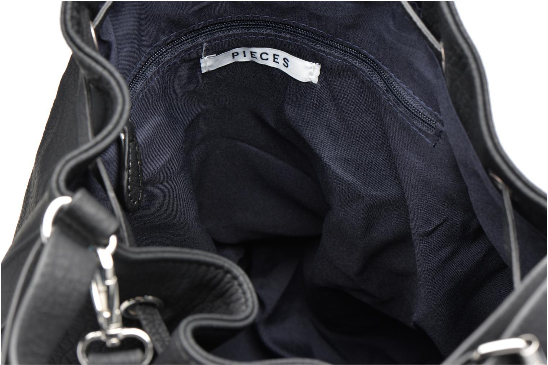 Sacs à main Pieces Loka Tighten Bag Noir vue derrière