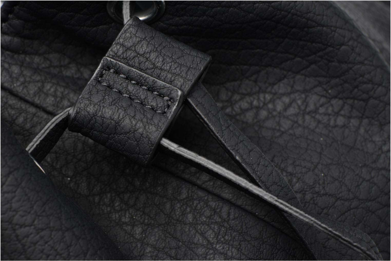 Sacs à main Pieces Loka Tighten Bag Noir vue gauche