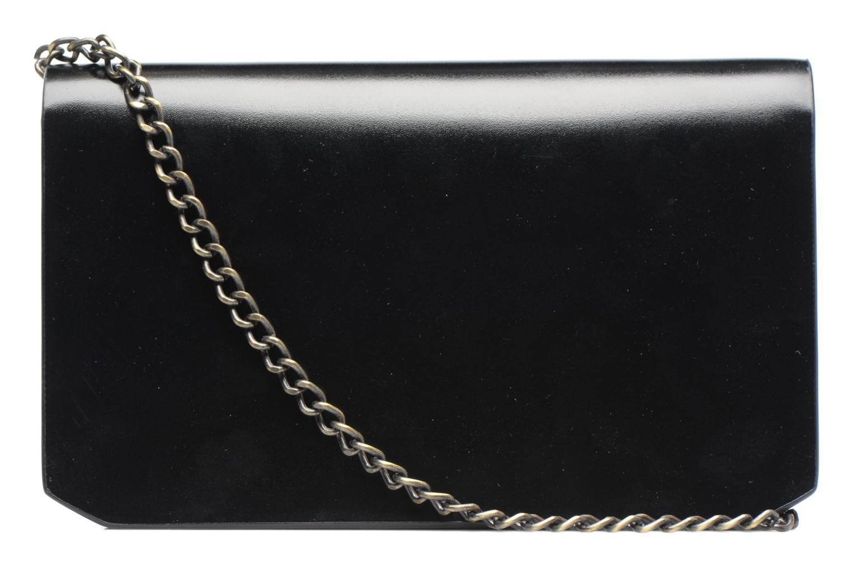 Clutch bags Tammy & Benjamin Pochette Chaine Ines Black front view
