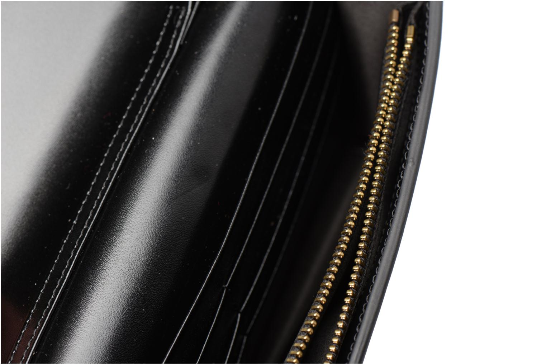 Clutch bags Tammy & Benjamin Pochette Chaine Ines Black back view