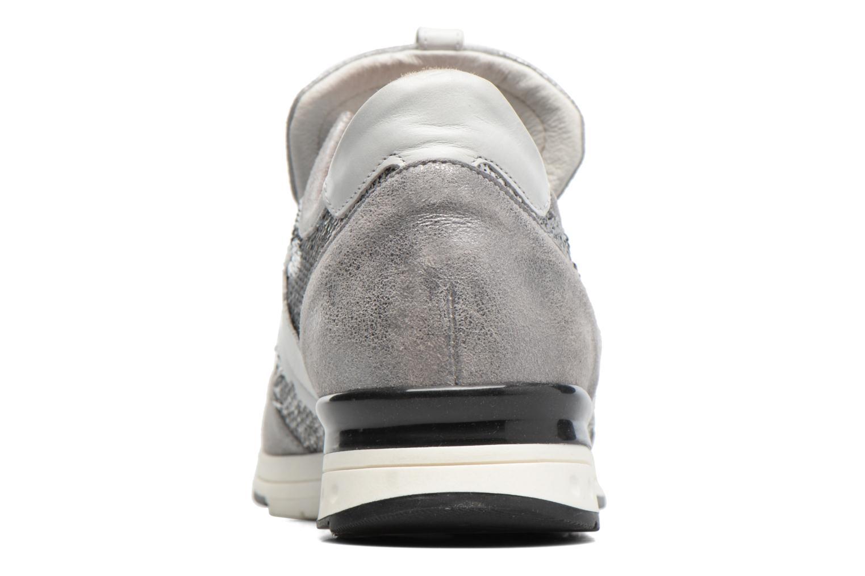 Sneakers Elizabeth Stuart Galia 984 Zilver rechts