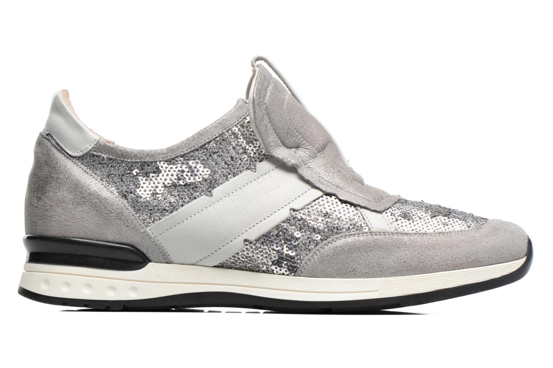 Sneaker Elizabeth Stuart Galia 984 silber ansicht von hinten