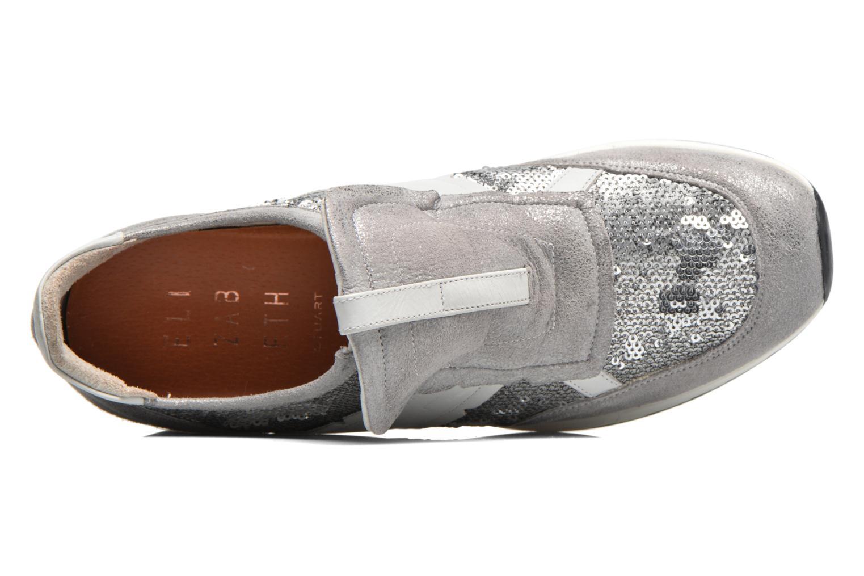 Sneaker Elizabeth Stuart Galia 984 silber ansicht von links