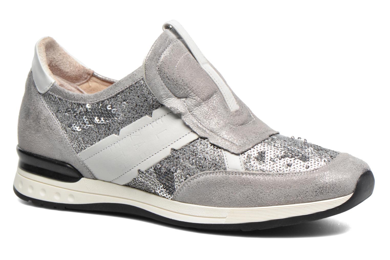 Sneakers Elizabeth Stuart Galia 984 Zilver detail
