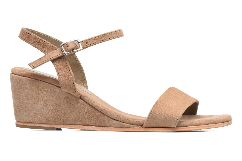 Sandales et nu-pieds Elizabeth Stuart Seto 606 Beige vue derrière