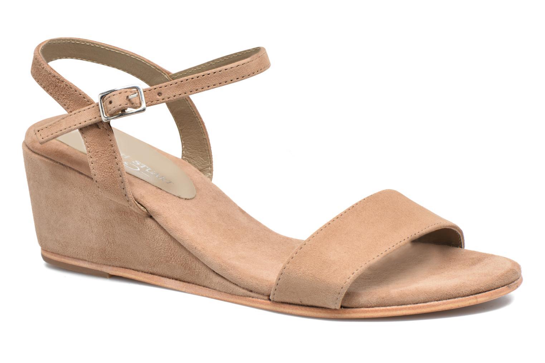 Sandales et nu-pieds Elizabeth Stuart Seto 606 Beige vue détail/paire