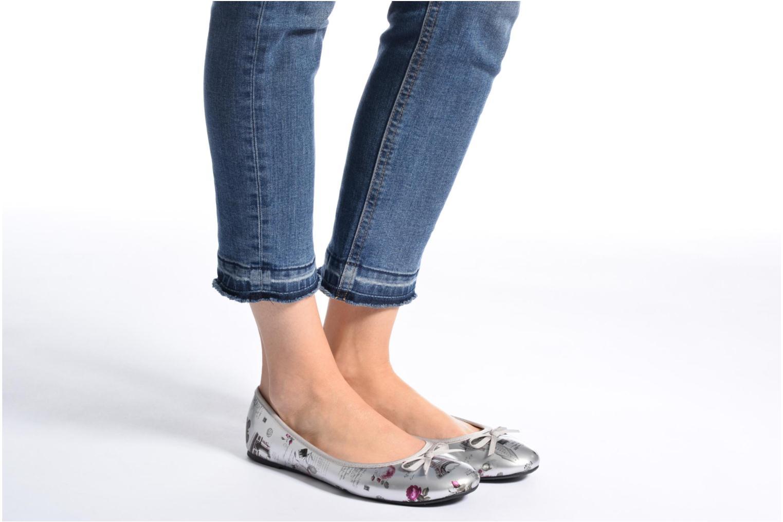 Zapatos promocionales Elizabeth Stuart Buren 378 (Gris)  - Bailarinas  (Gris)  Descuento de la marca a47700