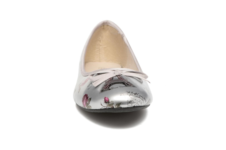 Ballet pumps Elizabeth Stuart Buren 378 Grey model view