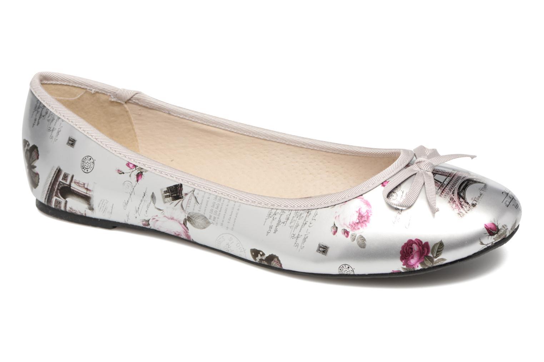 Grandes descuentos últimos zapatos Elizabeth Stuart Buren 378 (Gris) - Bailarinas Descuento