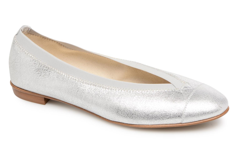 Zapatos especiales para hombres y mujeres Elizabeth Stuart Galice 339 (Plateado) - Bailarinas en Más cómodo