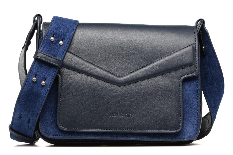 Handtaschen Nat & Nin Victoire blau detaillierte ansicht/modell