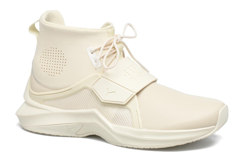 Baskets Puma FENTY TRAINER WN Blanc vue détail/paire