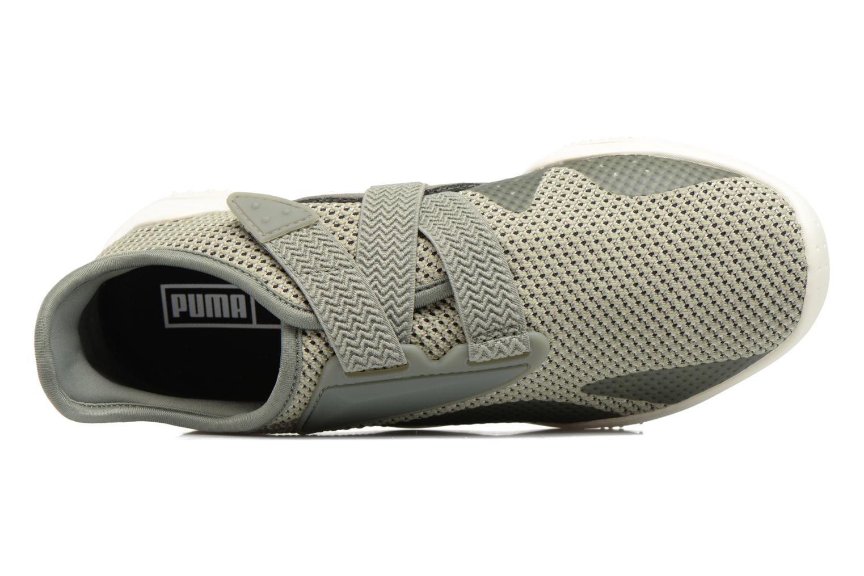Sneakers Puma MOSTRO BREATHE W Verde immagine sinistra