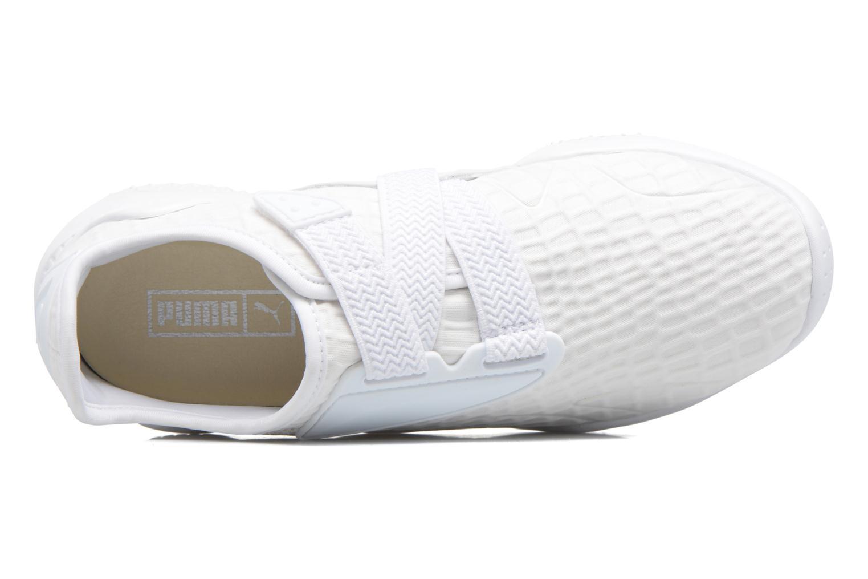 Baskets Puma WNS MOSTRO FASHION Blanc vue gauche