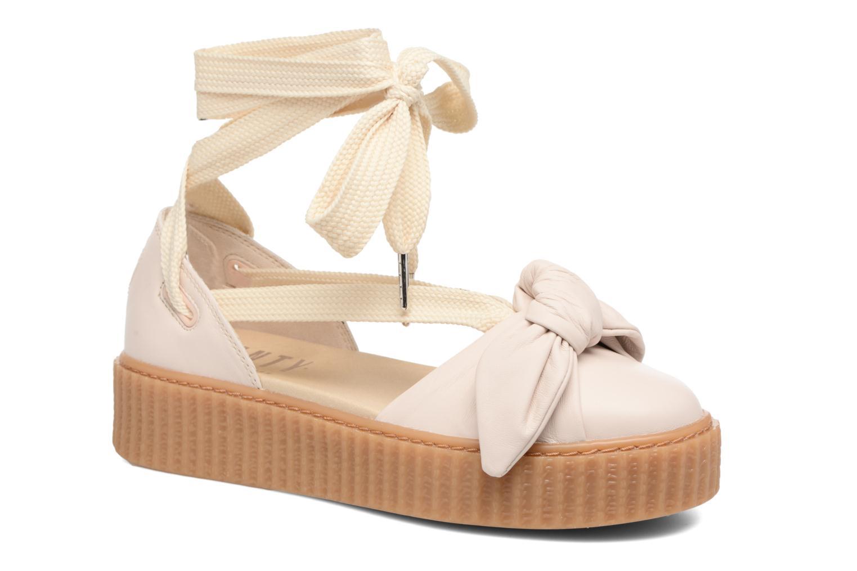 Zapatos promocionales Puma FTY BOW CREEPER SAND (Beige) - Sandalias   Descuento de la marca