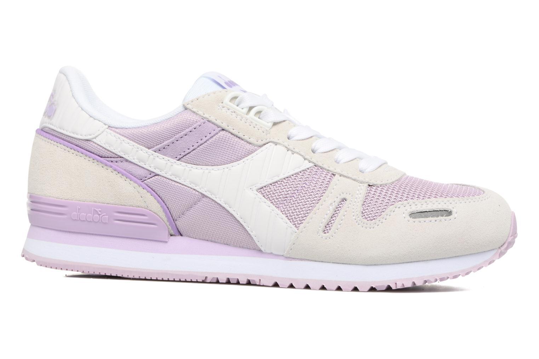 Sneakers Diadora TITAN II W Rosa immagine posteriore