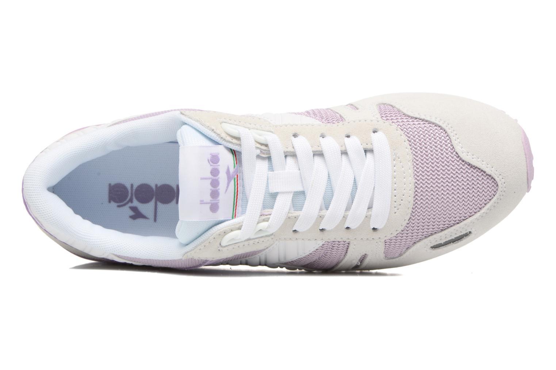 Sneakers Diadora TITAN II W Rosa immagine sinistra
