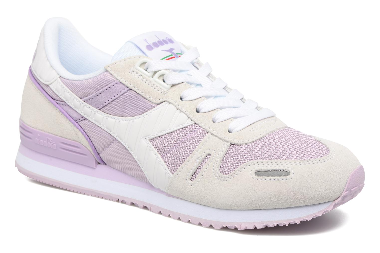 Sneakers Diadora TITAN II W Rosa vedi dettaglio/paio