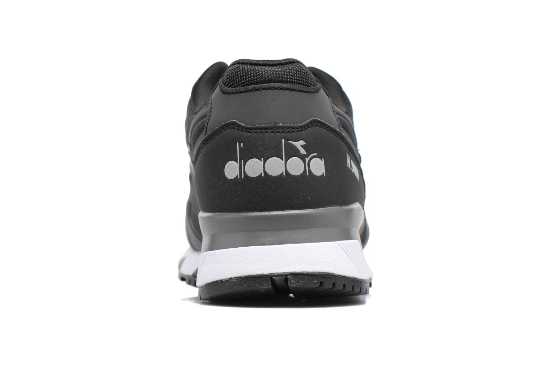 Sneakers Diadora N9000 MM HOLOGRAM Nero immagine destra