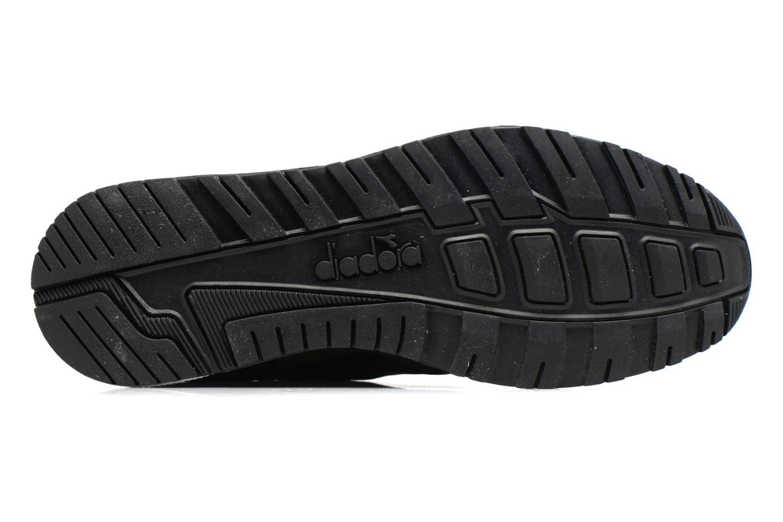 Sneakers Diadora N9000 MM HOLOGRAM Nero immagine dall'alto
