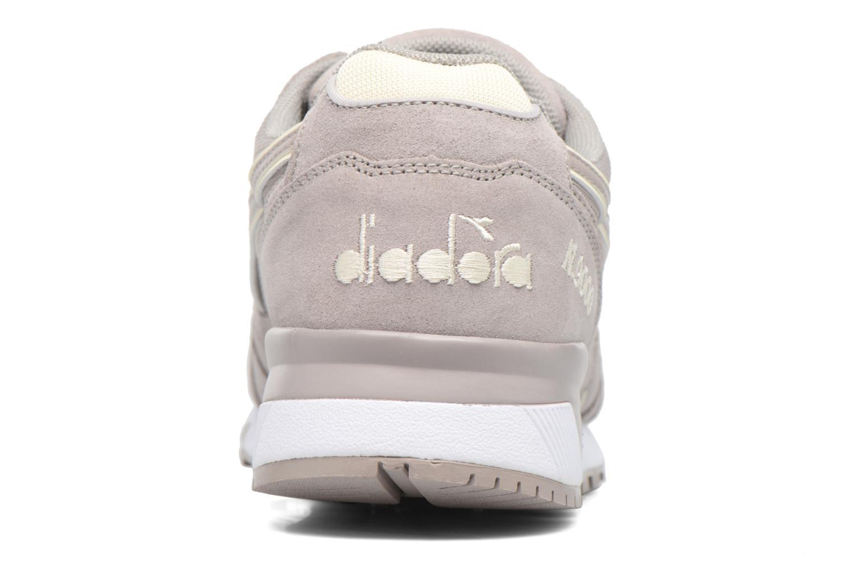 Sneakers Diadora N9000 III Grigio immagine destra