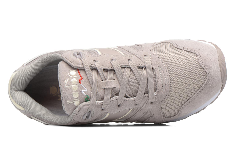 Sneakers Diadora N9000 III Grigio immagine sinistra