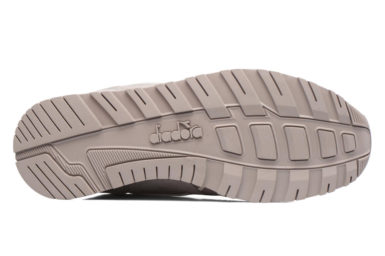 Sneakers Diadora N9000 III Grigio immagine dall'alto