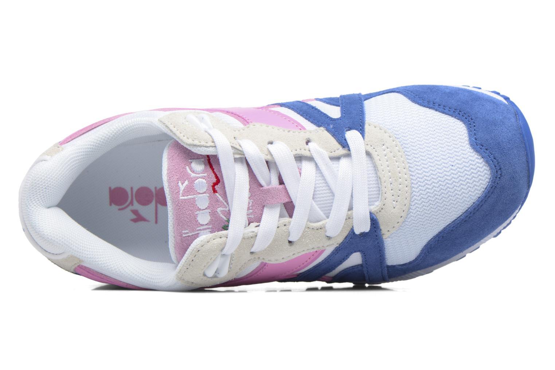 Sneakers Diadora N9000 III Rosa bild från vänster sidan