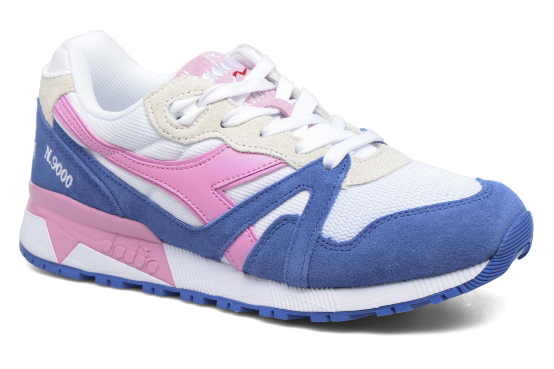 Sneakers Diadora N9000 III Pink detaljeret billede af skoene