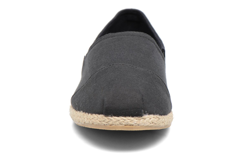 Espadrilles Jack & Jones Espadrille Gris vue portées chaussures