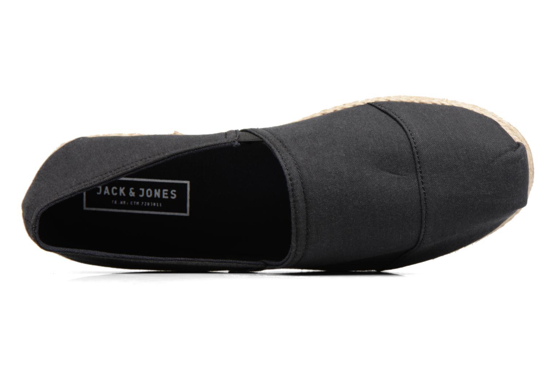 Espadrilles Jack & Jones Espadrille Gris vue gauche
