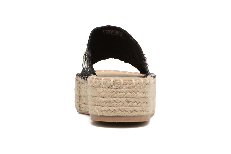 Scarpe di corda Coolway Jewel Nero immagine destra