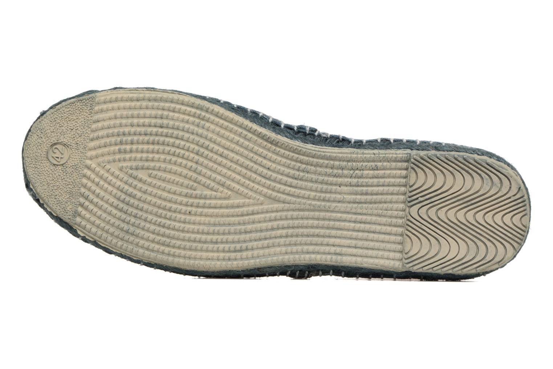 Scarpe di corda Coolway Jori Azzurro immagine dall'alto