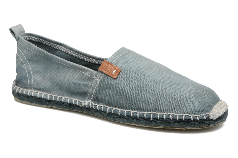 Espadrilles Coolway Jori Bleu vue détail/paire