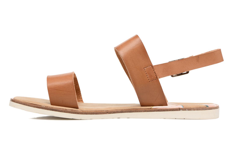 Sandali e scarpe aperte Coolway Morel Marrone immagine frontale