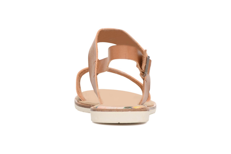 Sandali e scarpe aperte Coolway Morel Marrone immagine destra