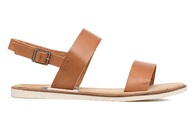 Sandali e scarpe aperte Coolway Morel Marrone immagine posteriore